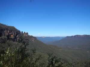 Jamison Valley & the Three Sisters, Katoomba