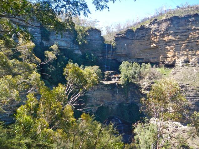 Bushwalking Katoomba