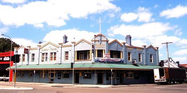 Albion Hotel, Newcastle