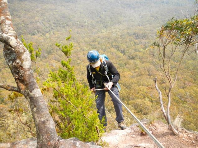 Shane, Boar's Head, Blue Mountains, Australia