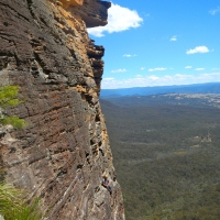 Climbing Tom Thumb (Back to the Blue Mountains)