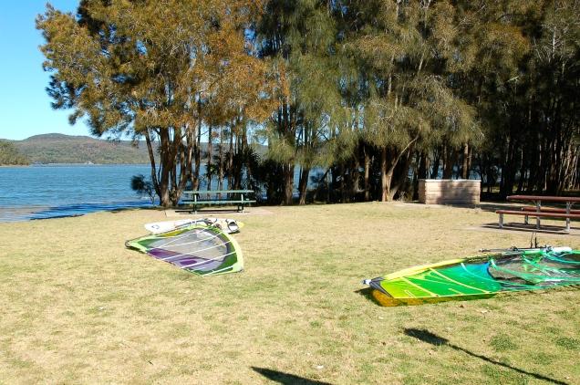 Narrabeen Lake, Sydney, Australia