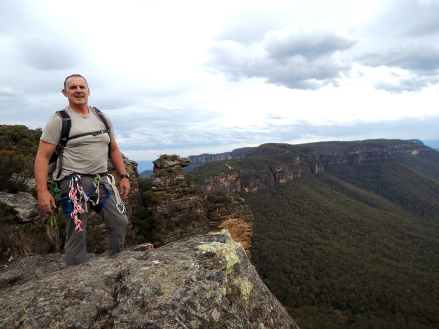 Baz - Boar's Head, Blue Mountains, Australia