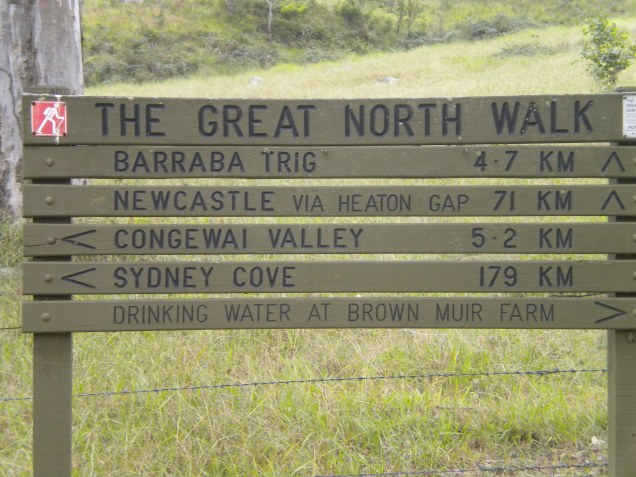 The Great North Walk - Sydney to Newcastle