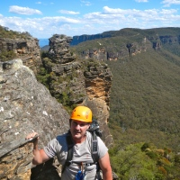 What's Baz up to now? (Climb on - Tom Thumb)