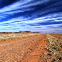 The Australian Outback (Where is The Landy?)