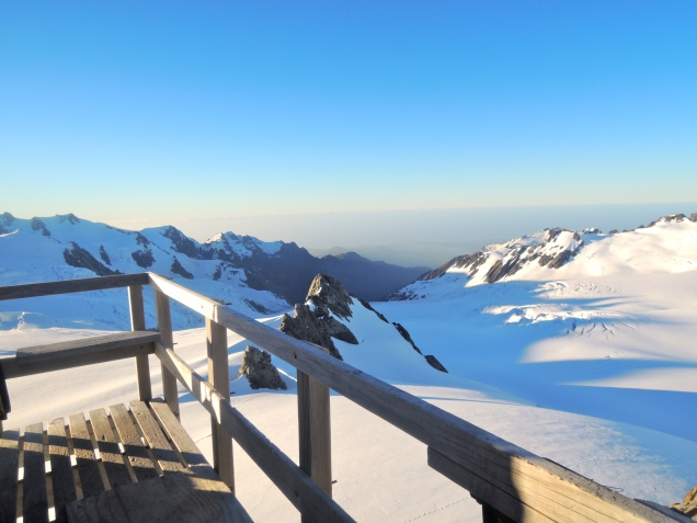 Franz Joseph Glacier - Centennial Hut