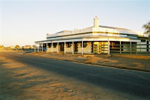 Birdsville Pub, Outback Australia