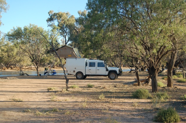 The Landy, with Penthouse views, Outback Australia
