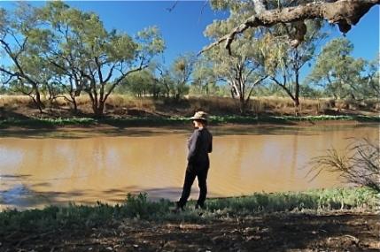 Combo Waterhole, Outback Australia