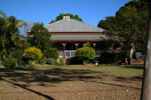 Clare's Family Home - Charters Towers, North Queensland, Australia