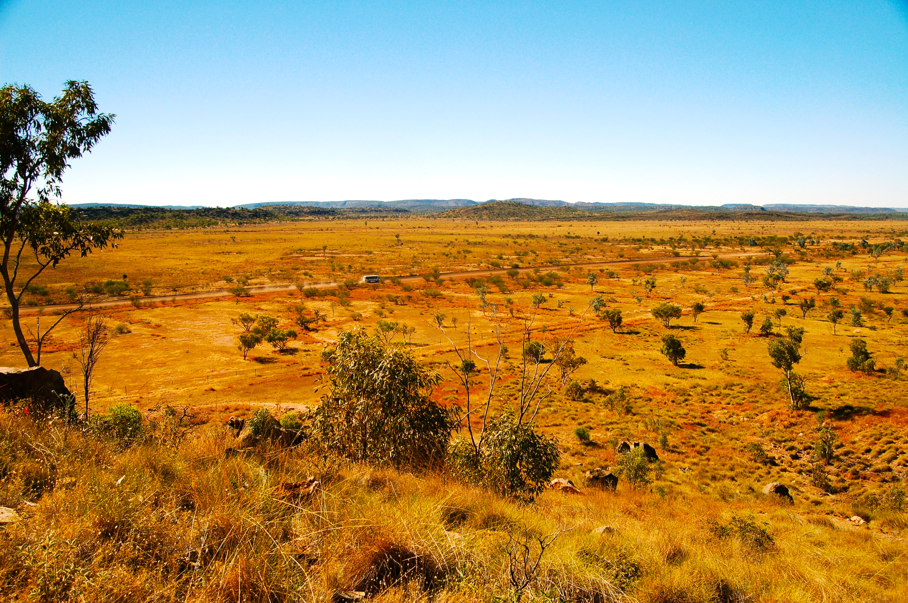 Riversleigh World Heritage Site, Outback Australia (Would test any Paris to Dakar Rally Car)
