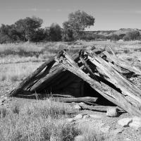Mayne Hotel Ruins - Australian Outback (The Cellar)