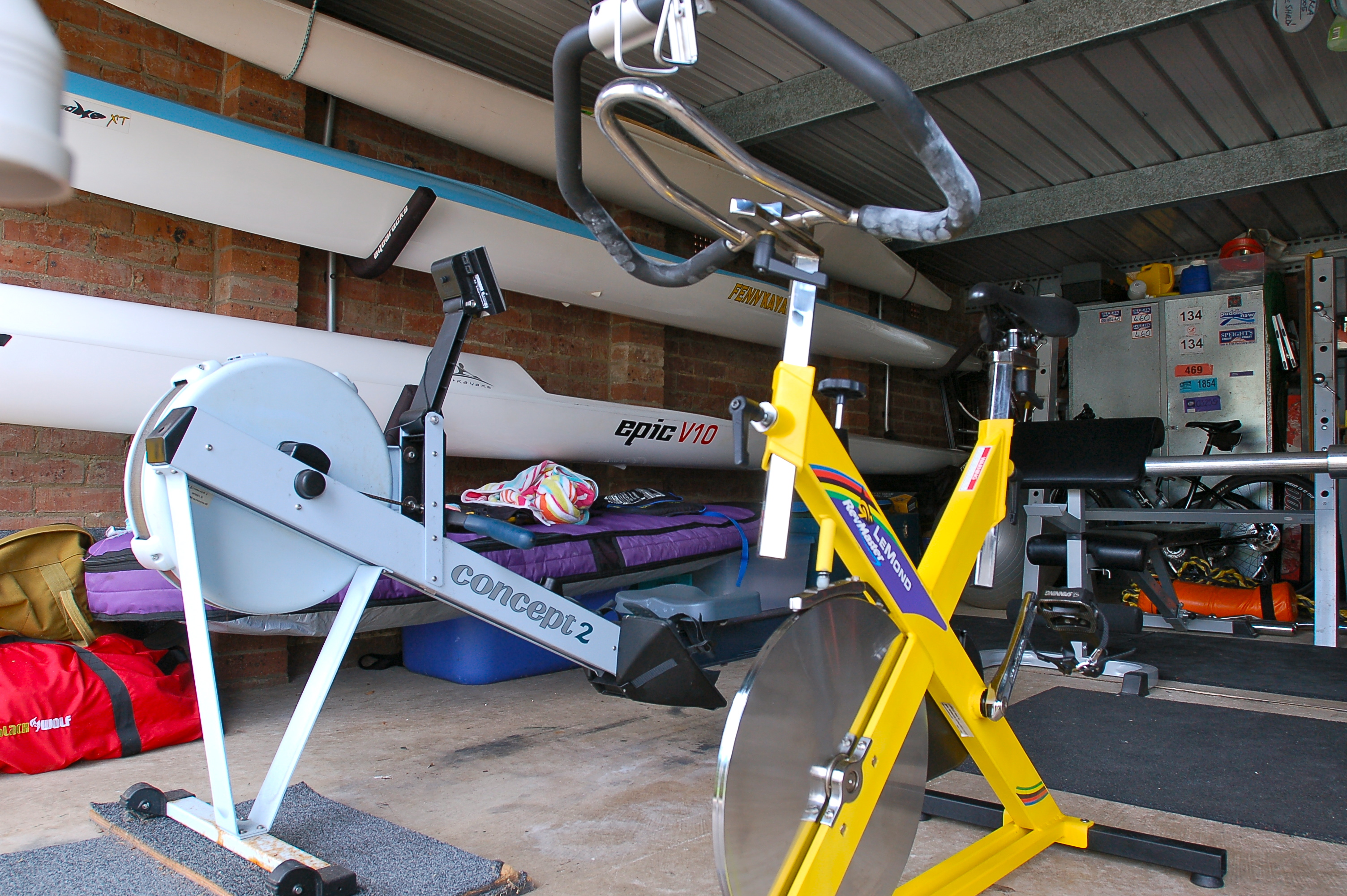 Le Mond Spin Bike
