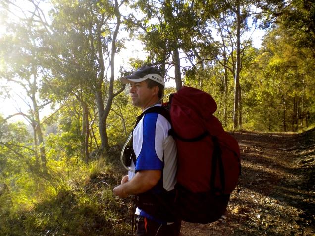 Ray - Great North Walk, Australia