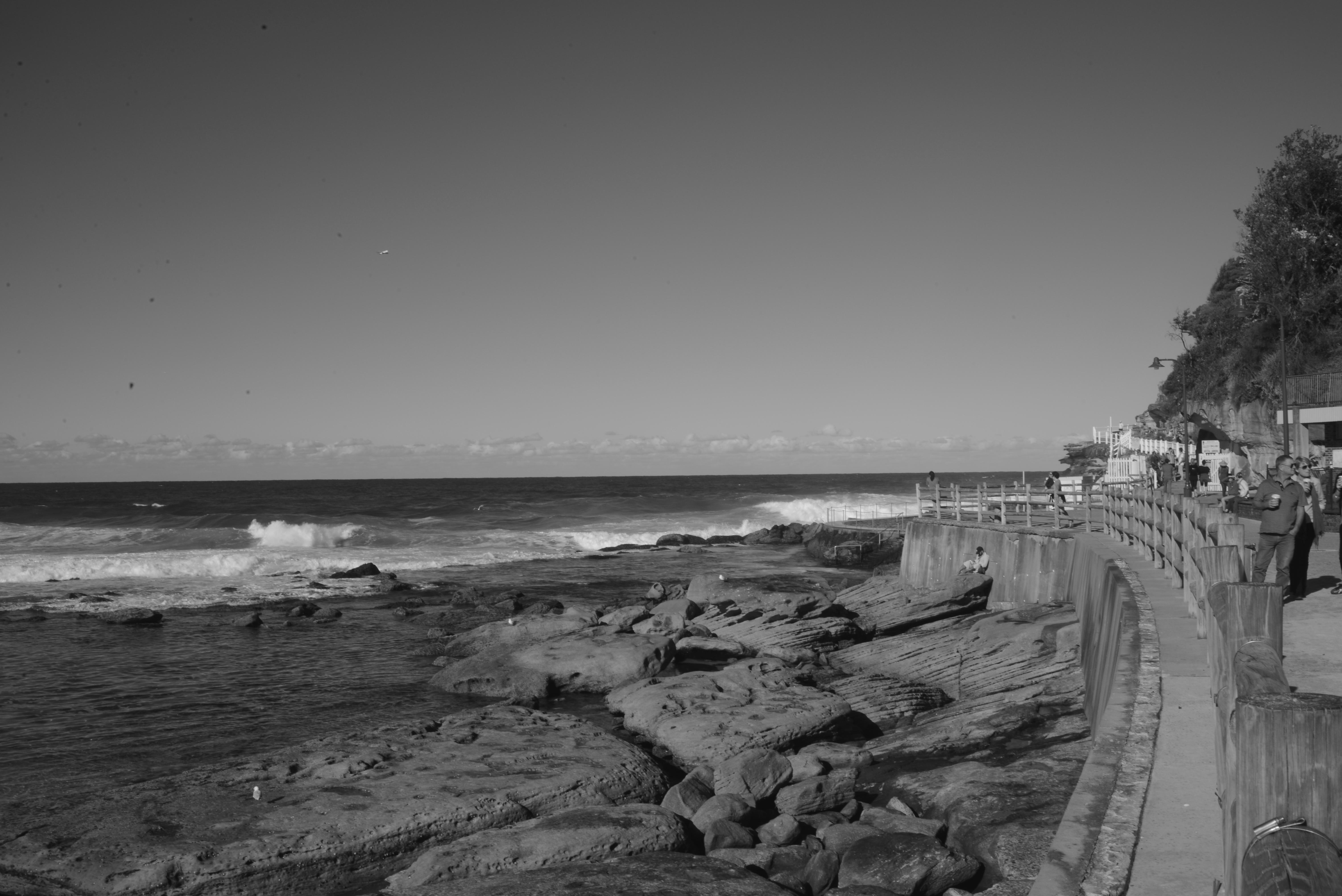Bronte Beach, Sydney, Australia (Surf's Up!)