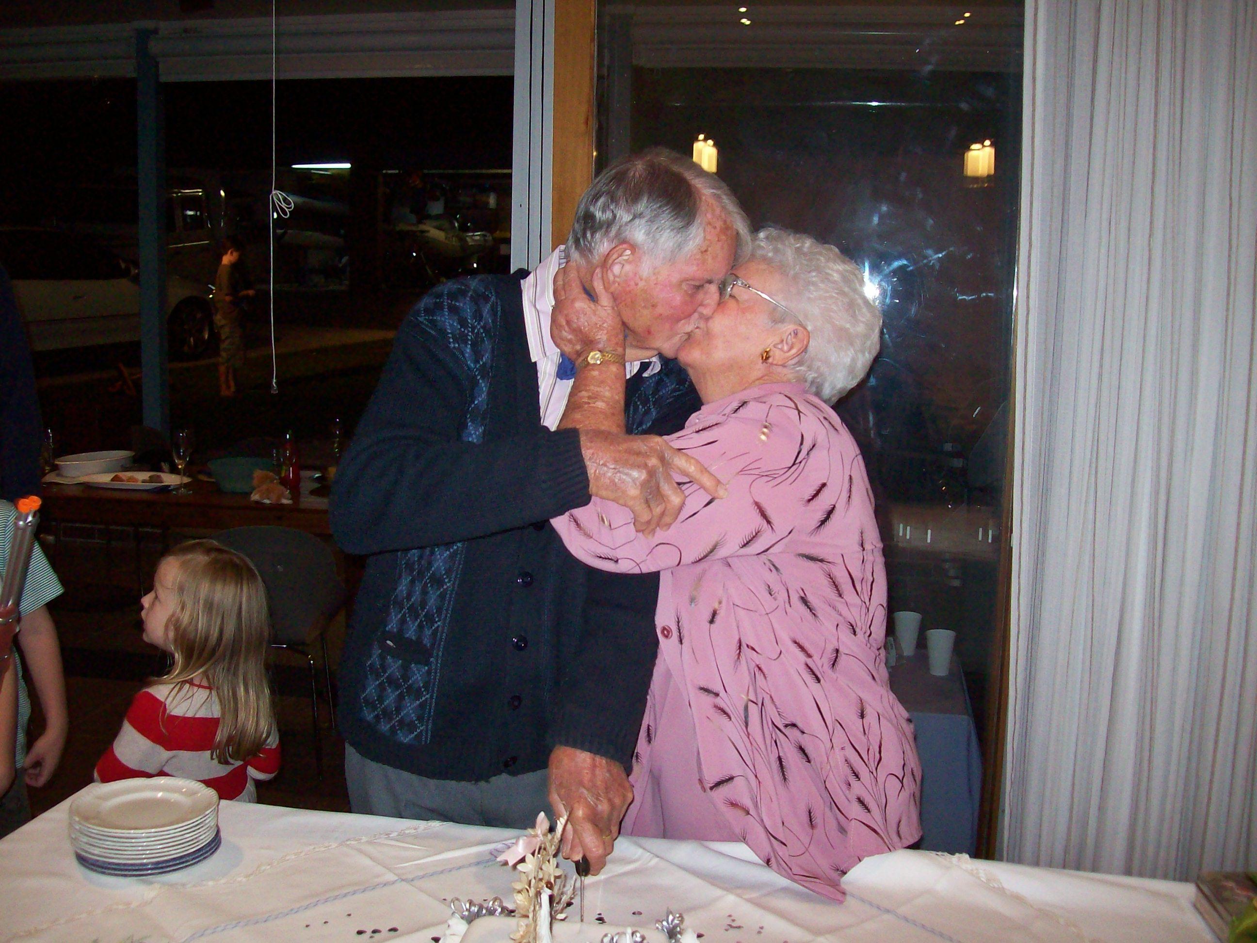 Brian and Fay - 50th Wedding Anniversary