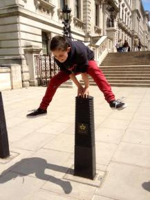 TomO - Jumping for joy