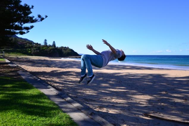 Coalcliff Beach, Australia