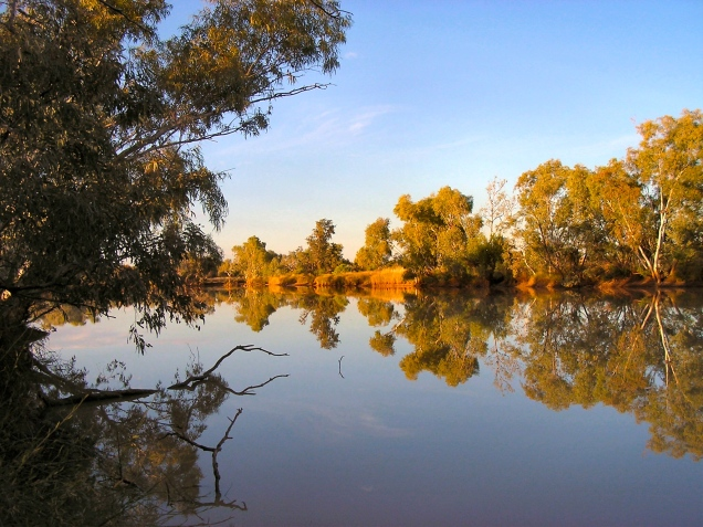 Reflections (In the Australian Outback)