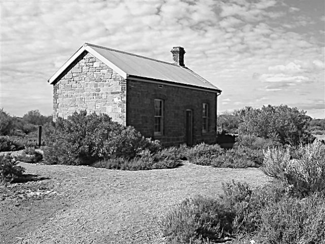 Stone House, Coward Springs (Outback Australia)