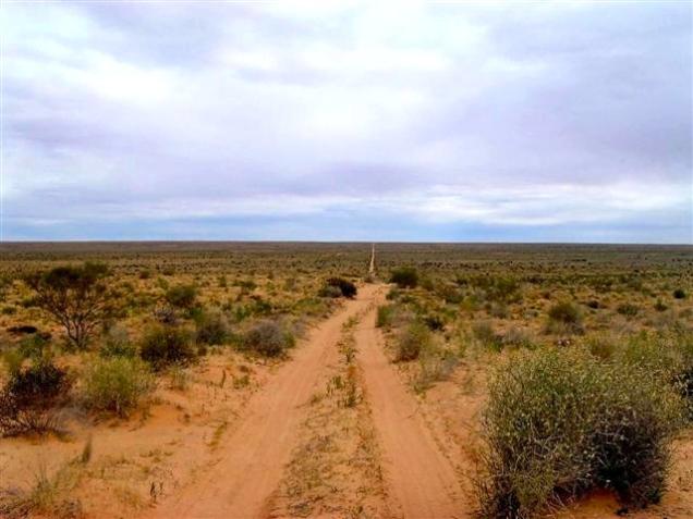 Simpson Desert, Outback Australia