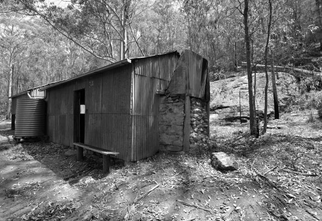 Australian Bush Huts