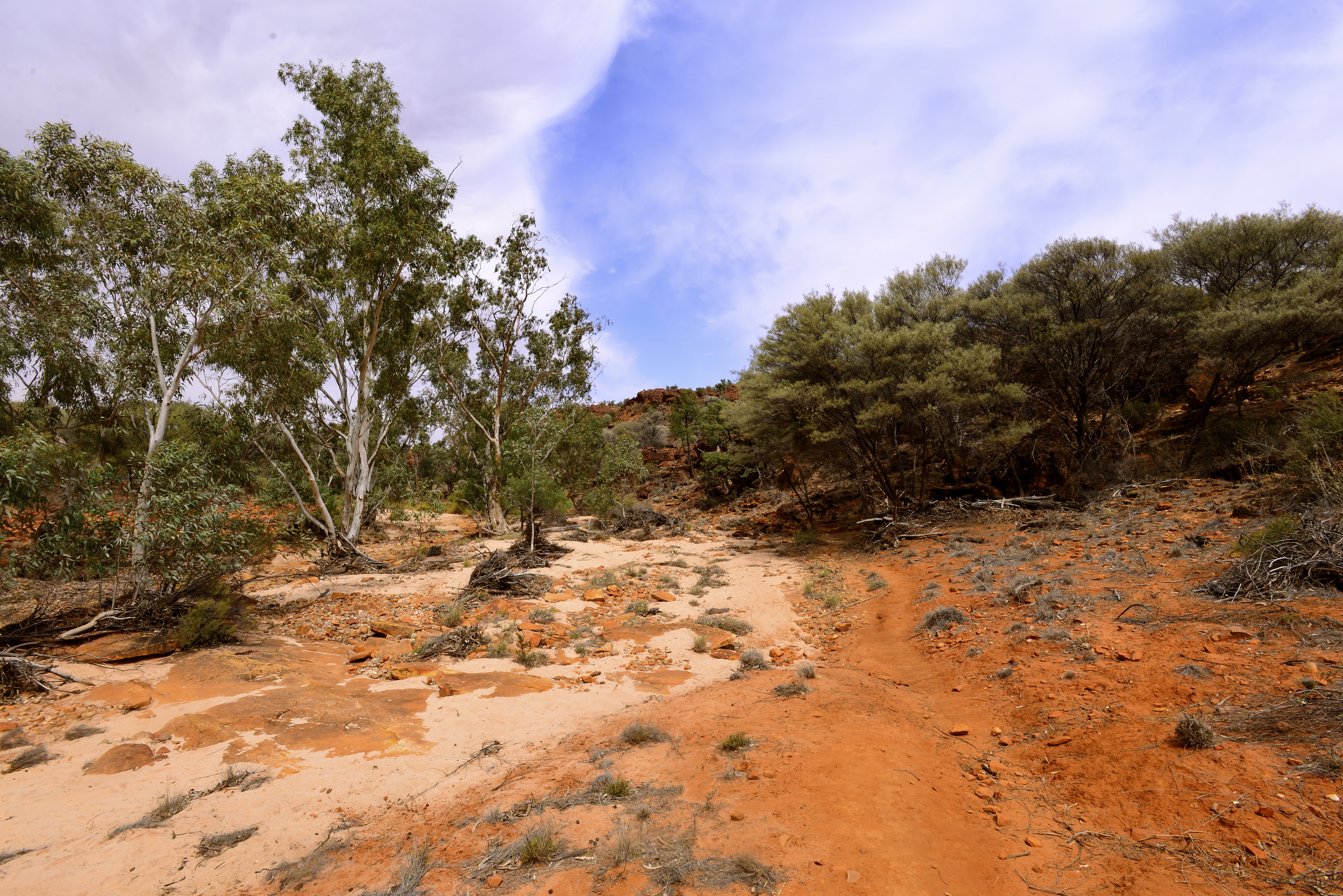 Colours (Of the Australian Outback)