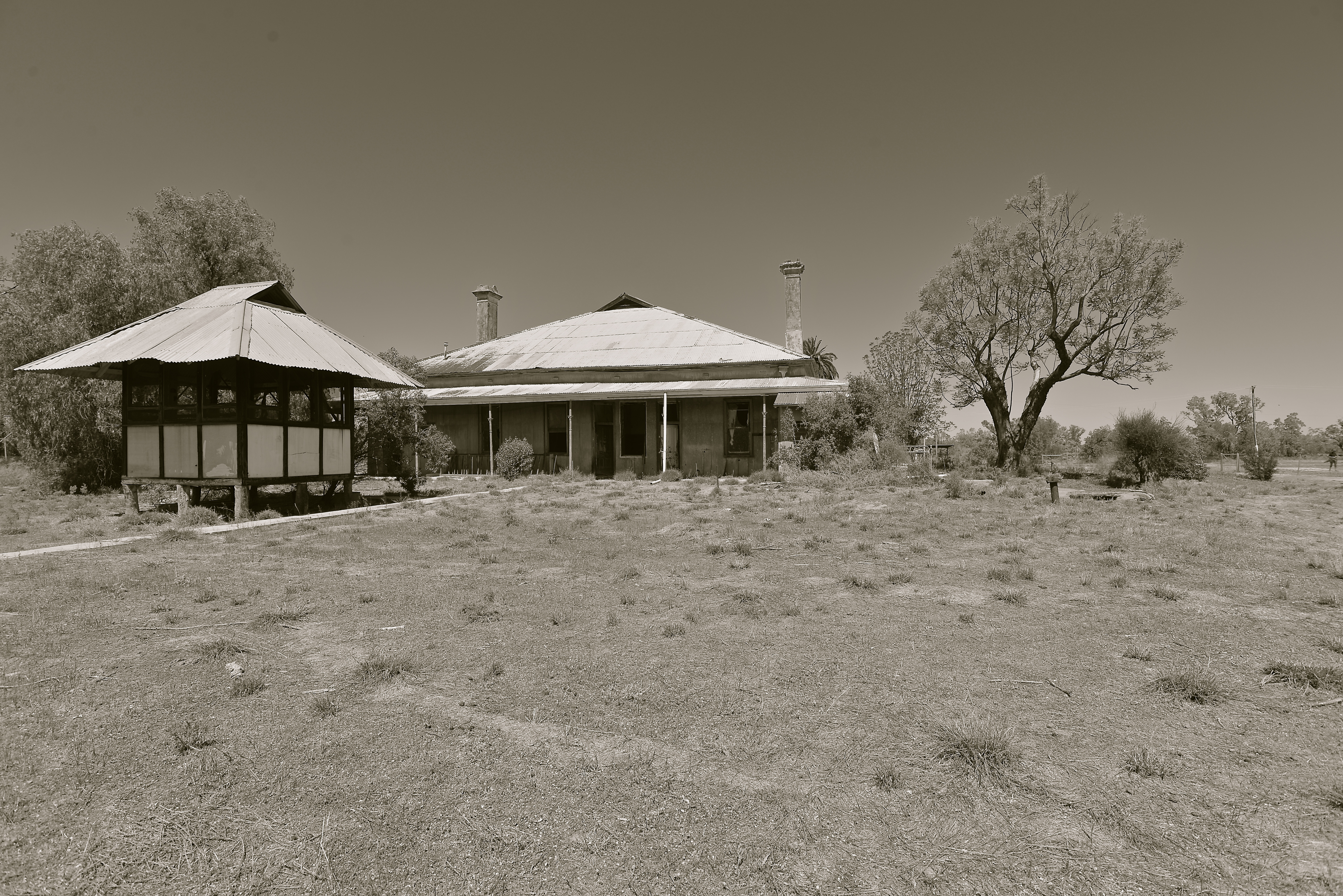 Toorale Homestead In The Australian Outback XPLORE
