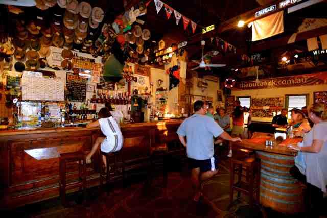 Birdsville Pub, Australia