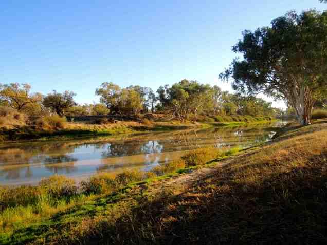 Cooper Creek, Outback Australia