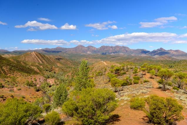 Flinders Ranges, Australia