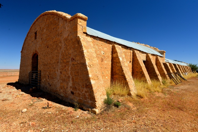 Cordillo Downs, Outback Australia