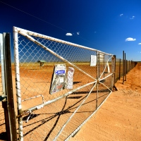 The Dingo Fence (Across Australia's Outback)