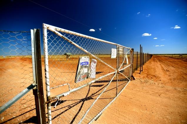 The Dog Fence, Outback Australia