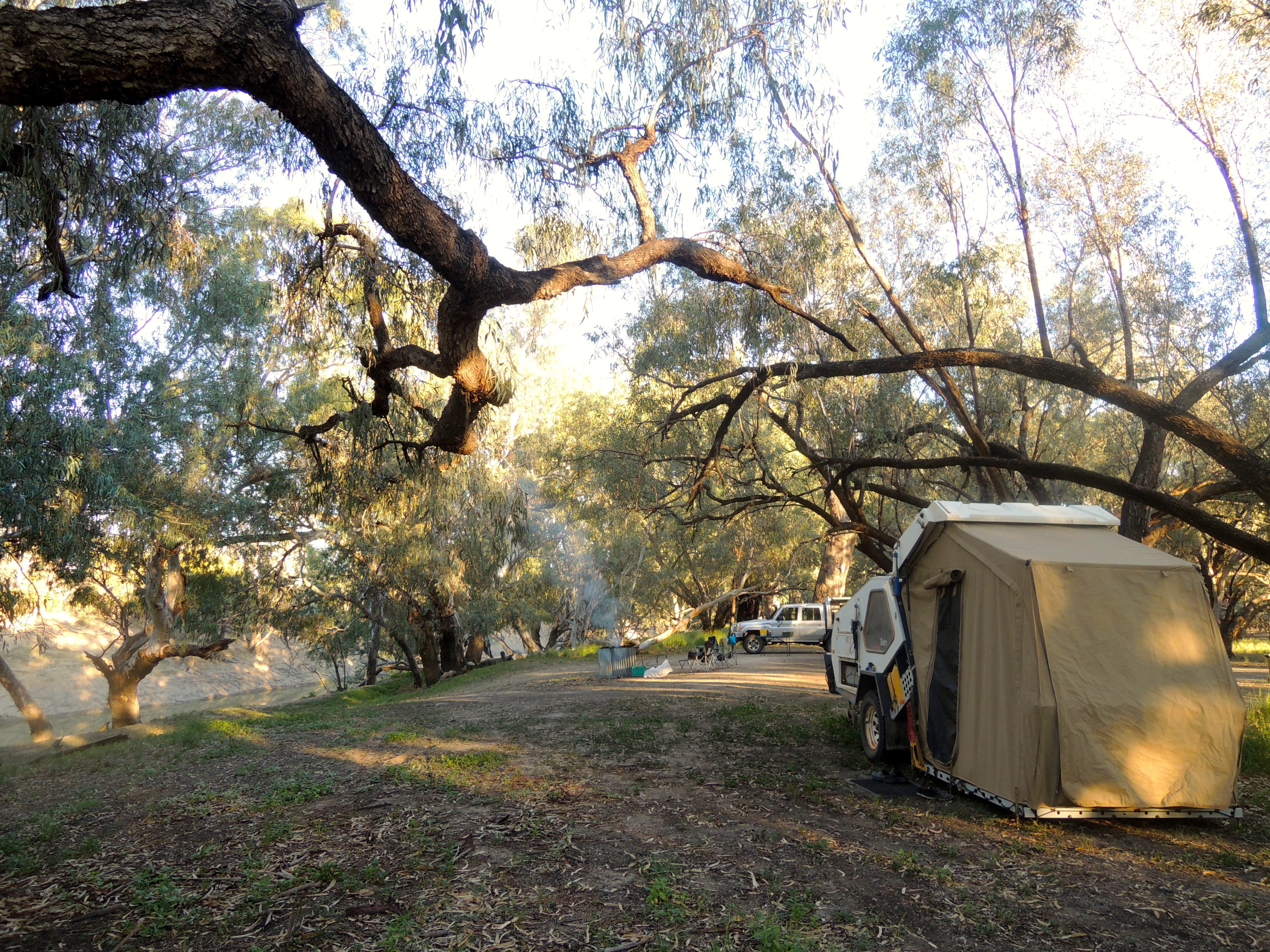 Darling River, Outback Australia