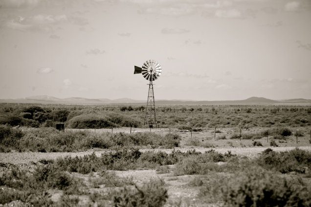 Milang Well (Outback Australia)