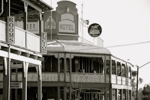 Rooms, Functions, Beer (In the Australian Bush)