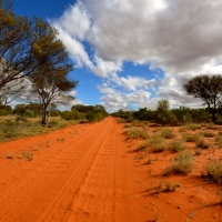The Gibson Desert - The Adventure nears...