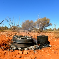 The Kitchen (In the Australian Outback)...