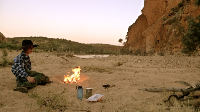 Solitude - In the Australian Outback