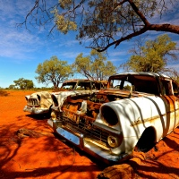 Abandoned...in the Australian Outback