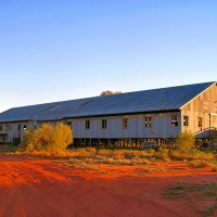 The Shearing Shed - Outback Australia