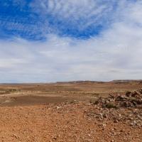 Australian Deserts - Jump up Country...