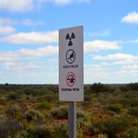 Uninhabitable - in the Australian Outback