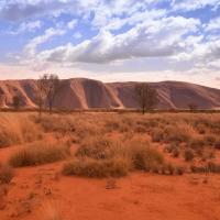Uluru, Central Australia…